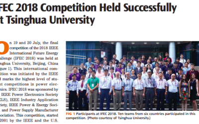 IFEC 2018 Competition Held Successfully at Tsinghua University